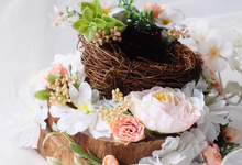 Birdnest Ring Bearer for Adrini & Partner by Jeestudio Id