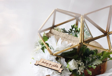 Globe Ring Bearer for Andree & Julita by Jeestudio Id