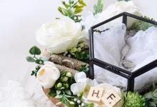 Hexa Ring Bearer for Hadi & Partner by Jeestudio Id
