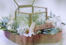 Hexa Ring Bearer for Eva & Tim by Jeestudio Id