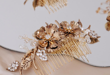 [HAIRPIECE] Roman Haircomb by Jeestudio Id