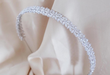 RENT 50% OFF - Diamond Hairpiece (DH-4201) by Jeestudio Id