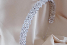 RENT 50% OFF - Diamond Hairpiece (DH-4302) by Jeestudio Id