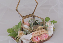 Petite Hexa Ring Bearer for Ms. Lora & Partner by Jeestudio Id