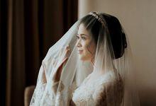 The Wedding of Eka & Yessiel by Ellinorline Gift