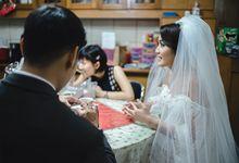 Wedding of Joy & Tina by Filosofie