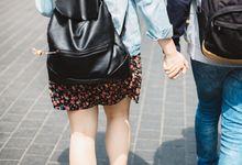 Fall in love in Seoul by Zoe Wedding