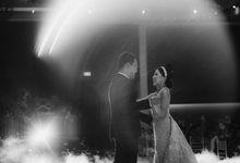 Weddingday Vill + Michelle by Topoto