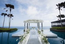 The Wedding of Jeffrey & Jennifer by Alila Villas Uluwatu