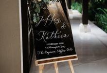 Jeffry & Kathrin by Sweetbella Florist & Decoration
