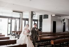 Jefry & Winda Holy Matrimony by Irish Wedding