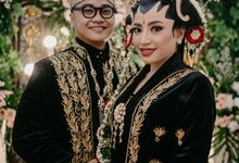 Jelly & Yopi Wedding by Kalastories