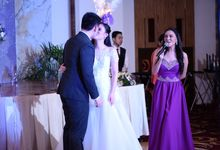 Ngo - Chua Nuptials by MARYGRACEvents Host & Singer