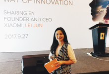 MC For Xiaomi Event  by Jenita Darmento (MC)