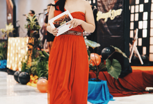 MC for Gala Dinner DOW Indonesia by Jenita Darmento (MC)