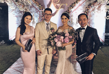 Bali Weddings - 2018 by Jenita Darmento (MC)
