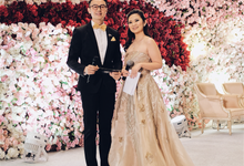 Wedding MC Matthew & Lavinia by Jenita Darmento (MC)
