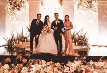 Wedding MC for Julio & Elisa by Jenita Darmento (MC)