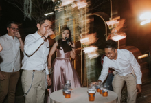 Fun Games at Berran & Mel's Wedding by Jennifer Natasha - Jepher