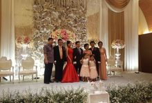 The Wedding Of Anthony & Shintia 5/1/2017 by Venus Entertainment