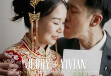 Jerry & Vivian - Wedding Cinematic Video by Aplind Yew Production - Wedding Cinematography & Photography