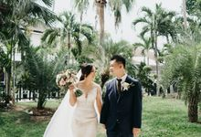 CHRISTIAN + ANNE WEDDING DAY by Summer Story Photography