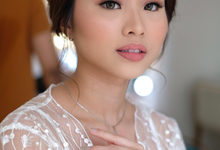 Makeup Wedding For Ms. Cindy by Jesflomakeupartist