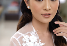 Bride makeup  by Jesflomakeupartist