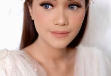 Wedding makeup  by Jesflomakeupartist