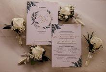 Jesi & Ju Patric Wedding by AKSA Creative