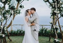 Jess & Ian by Q Events Bali