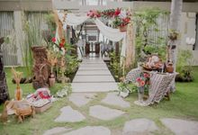Jesse & Alice Wedding - Villa Vedas by Before Sunrise Wedding