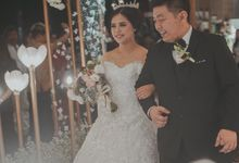 Ferdy & Jessica by Password Wedding Organizer