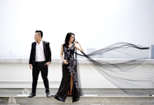 Prewedding Gown by Jessica Huang
