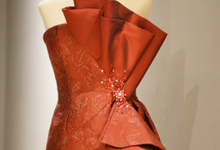 Prom gowns by Jessica Huang