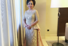 #hansvera Mother of the Groom Gown by Jessica Huang