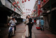 Local Malaysia Engagement & Pre-Wedding of Zoe & Wairen by Jessielyee.