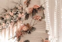 The Wedding of Winson & Jennifer by KAIA Cakes & Co.