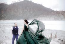 J + F - Prewedding by Xion Pictura