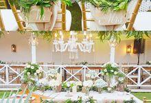 Adam And Desak Wedding by L Decoration