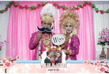 Wedding Photo Booth Palembang by DUAARTS PHOTOGRAPHY
