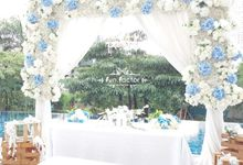 Adit Irene Wedding by Fun Factor Decoration