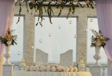 Njomza & Sahit's wedding by granddecor