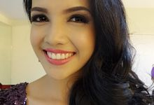 Miss Global Philippines 2016 Coronation Night by Gale Dy Make Up Artistry