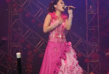Charity Concert at Genting Highland by Huang Jia Jia Mandarin Singer