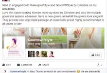 Reviews from Clients by Makeupwifstyle