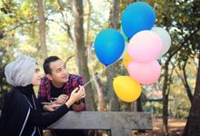 PREWEDDING K & E by FRAME PHOTOWORK