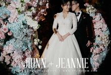 Jiunn & Jeannie - Wedding Cinematic Video by Aplind Yew Production - Wedding Cinematography & Photography