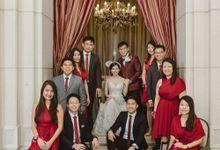 The Wedding of Jeremiah & Jenny by Creatopics