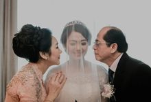 Wedding Day of Amanda & Mario by Coline Photography